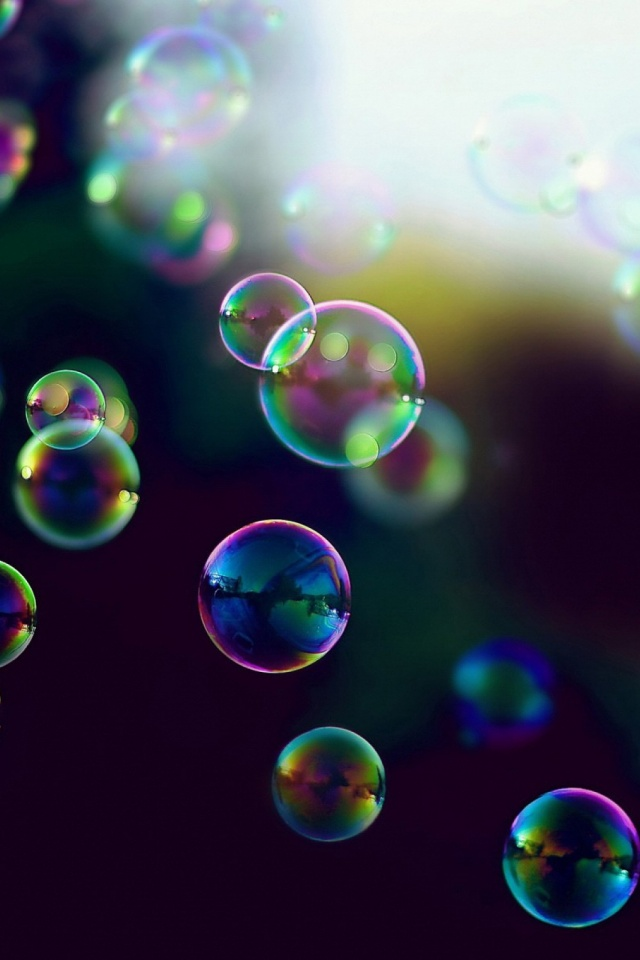 Bubbles-Iridescence-l-PIC-MCH029481 Bubbles Wallpapers For Mobile 18+