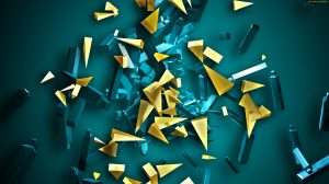 Wallpaper Abstract 3d 60+