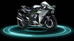 Kawasaki Ninja H2 Wallpaper 37+