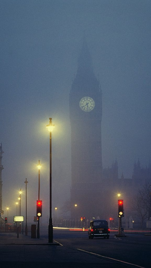 London-Foggy-Night-Big-Ben-Cabby-iPhone-Wallpaper-PIC-MCH082829-577x1024 Fog Wallpaper For Iphone 5 37+