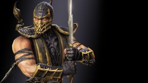 Scorpion Wallpaper Mortal Kombat 30+