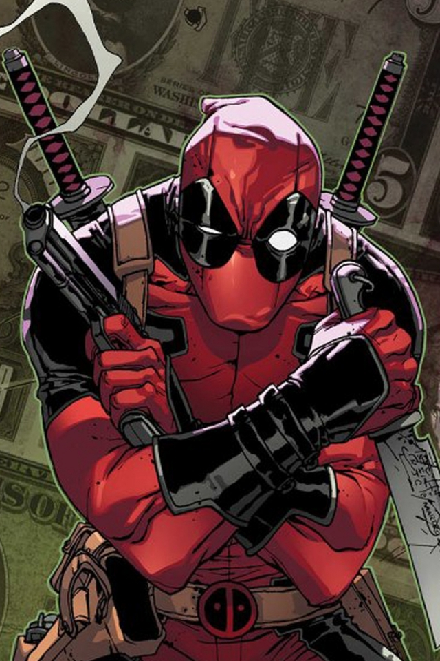 PIC-MCH027974 Wallpaper Of Deadpool 51+