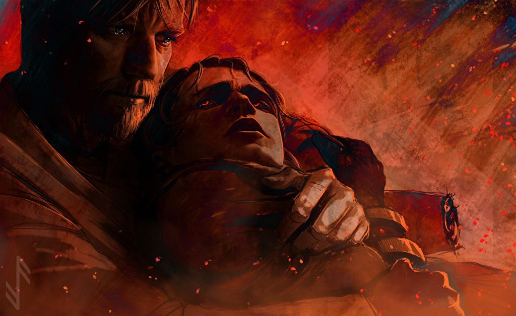 Star-Wars-Episode-III-Men-Obi-Wan-helps-Anakin-on-x-PIC-MCH0104027-1024x628 Anakin And Obi Wan Wallpaper 25+