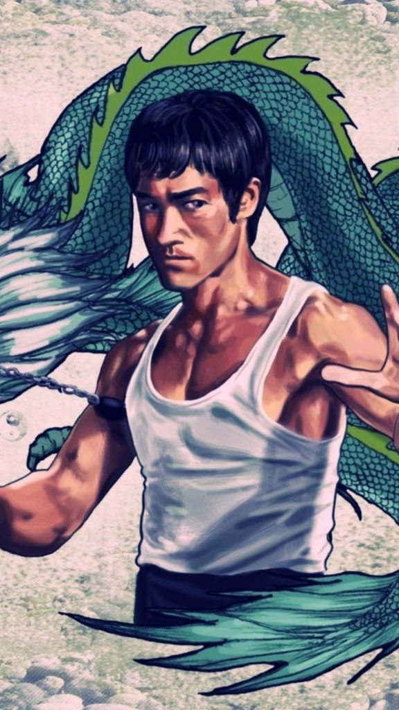Wallpapers Bruce Lee IPhone X PIC MCH0115035 576x1024 Bruce