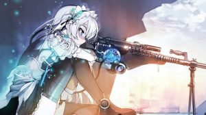 Black Bullet Tina Wallpaper 12+