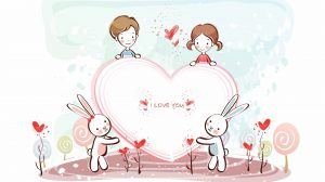 Cute Love Pictures For Wallpaper 44+