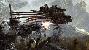 Wallpaper Gears Of War 2 Hd 30+