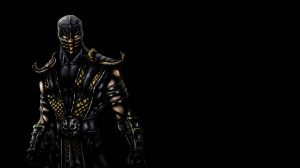 Scorpion Wallpaper Mortal Kombat X 13+