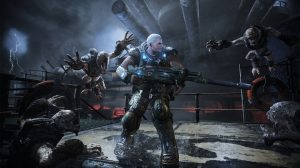Wallpaper Gears Of War Full Hd 24+