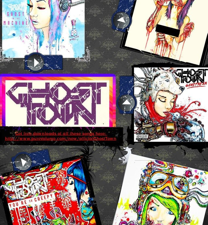 glamour-ghost-town-band-poster-and-brilliant-ideas-of-wallpaper-posters-x-PIC-MCH068599 Ghost Town Band Wallpaper 13+