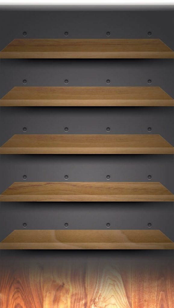 iPhone-Wallpaper-Shelves-lightwood-PIC-MCH01301-578x1024 Iphone 5 Wood Shelf Wallpaper 48+
