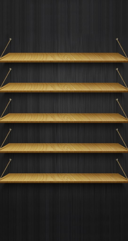 iPhone-Wallpaper-shelves-iOS-PIC-MCH01299-544x1024 Iphone 5 Wood Shelf Wallpaper 48+