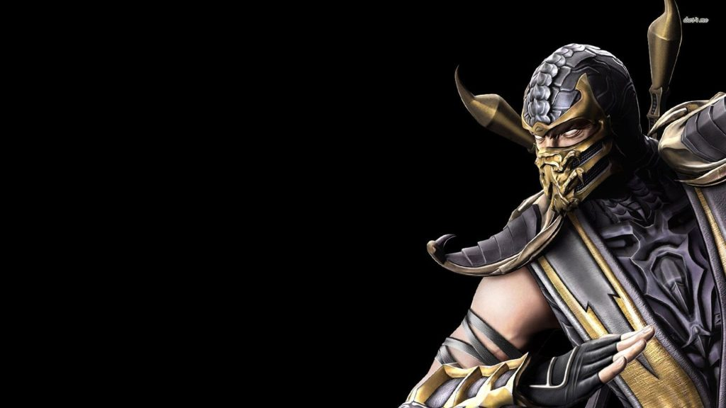 mortal-kombat-logo-wallpapers-x-download-free-PIC-MCH03462-1024x576 Scorpion Wallpaper Mortal Kombat 30+