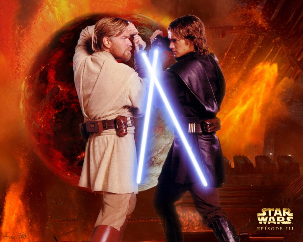 mustafar-duel-PIC-MCH088130-1024x819 Anakin And Obi Wan Wallpaper 25+