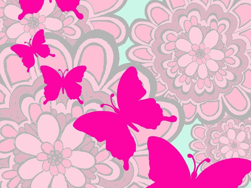 pink-butterfly-wallpaper-widescreen-For-Desktop-Wallpaper-PIC-MCH095136-1024x768 Pink Hd Wallpapers Widescreen 32+
