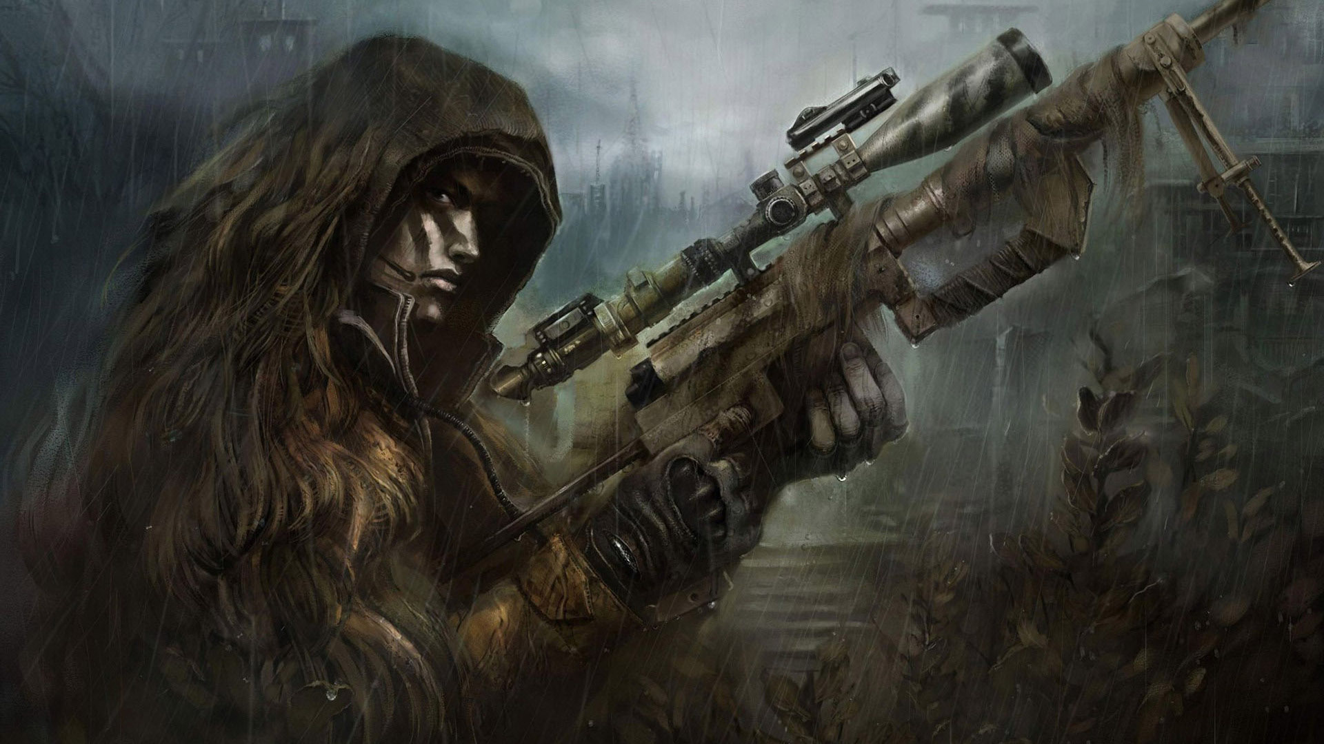 sniper-ghost-warrior-rifle-heavy-rain-forest-camouflage-pic
