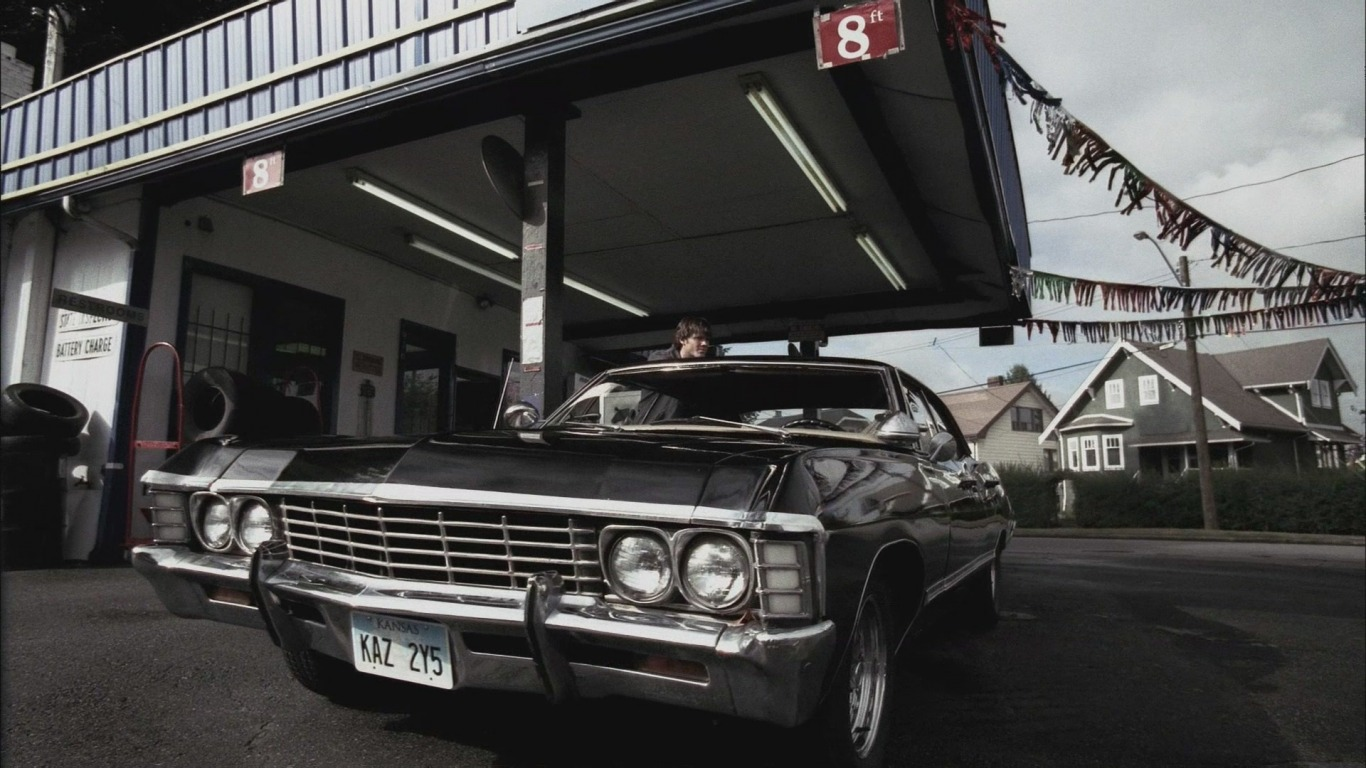 Supernatural Car Wallpapers Photo On High Resolution Wallpaper Pic