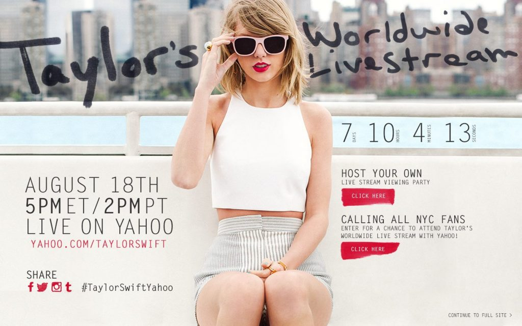taylor-swift-live-stream-party-PIC-MCH0105875-1024x640 Taylor Swift Wallpapers 1989 41+