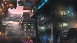 Cyberpunk Wallpapers Widescreen 20+