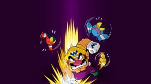 Wario Land 4 Wallpaper 14+