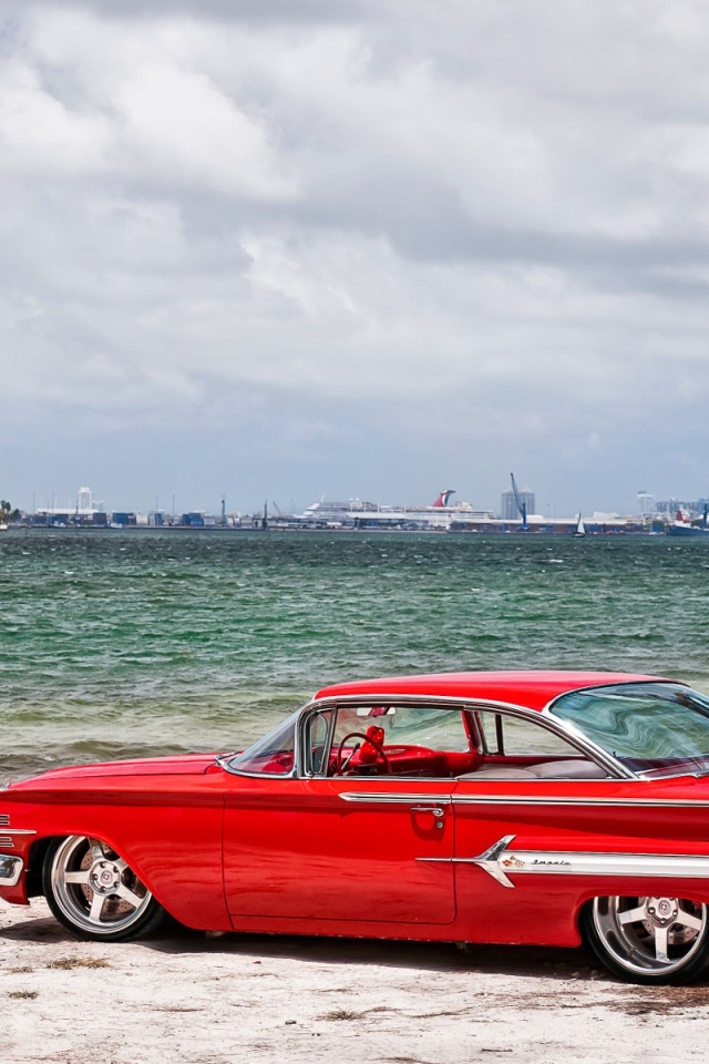 ws-Red-Chevrolet-Impala-Old-school-x-PIC-MCH0119468 Impala Wallpaper Iphone 30+