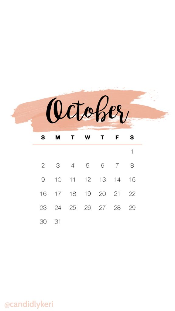 Cute-pink-watercolor-October-calendar-you-can-download-for-free-on-the-blog-For-any-wallpaper-wp-PIC-MCH055640-576x1024 October Desktop Wallpaper Tumblr 17+