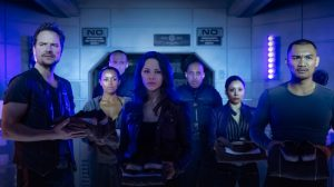 Dark Matter Wallpaper Syfy 27+