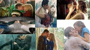 Couple Kissing In Rain Wallpapers 21+
