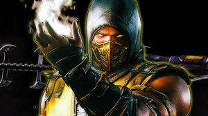 Scorpion Mortal Kombat Wallpaper 2016 36+