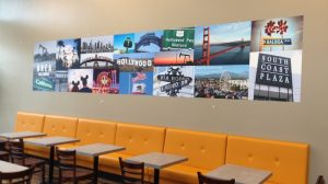 Restaurant Wallpaper Murals 28+