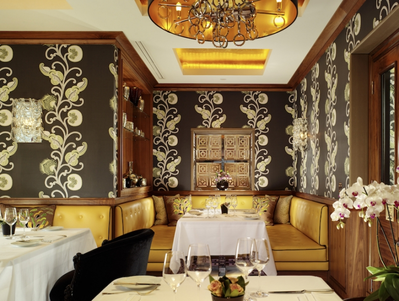 Seven-Park-Place-Restaurant-St.-James-London-Interior-by-Tony-Filmer-at-Tully-Filmer.-Sea-Thist-PIC-MCH0101165 Restaurant Wallpaper Pictures 18+