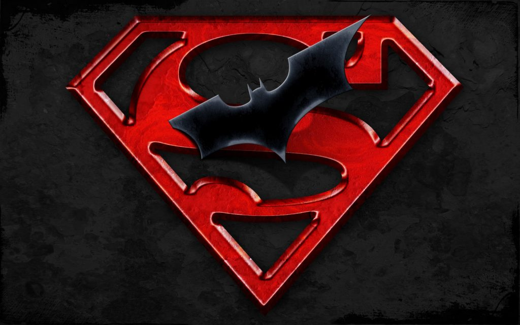 Superman-Batman-Logo-HD-Wallpaper-PIC-MCH0105019-1024x640 Superman Cartoon Hd Wallpaper Free 53+
