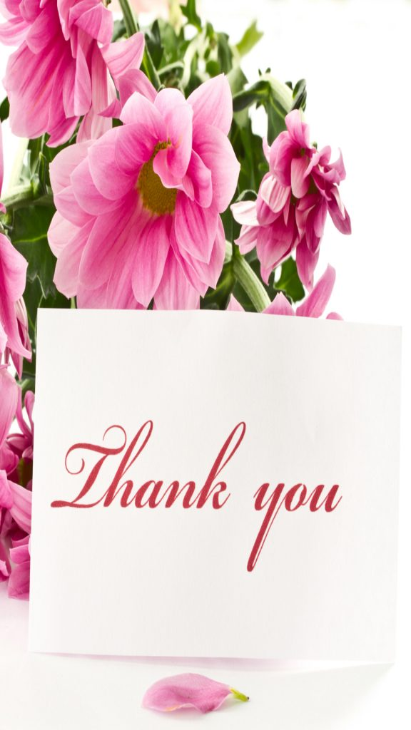 Thank-you-with-pink-flowers-iphone-full-hd-latest-wallpapers-PIC-MCH0106381-576x1024 Pink Hd Wallpaper For Iphone 6 52+
