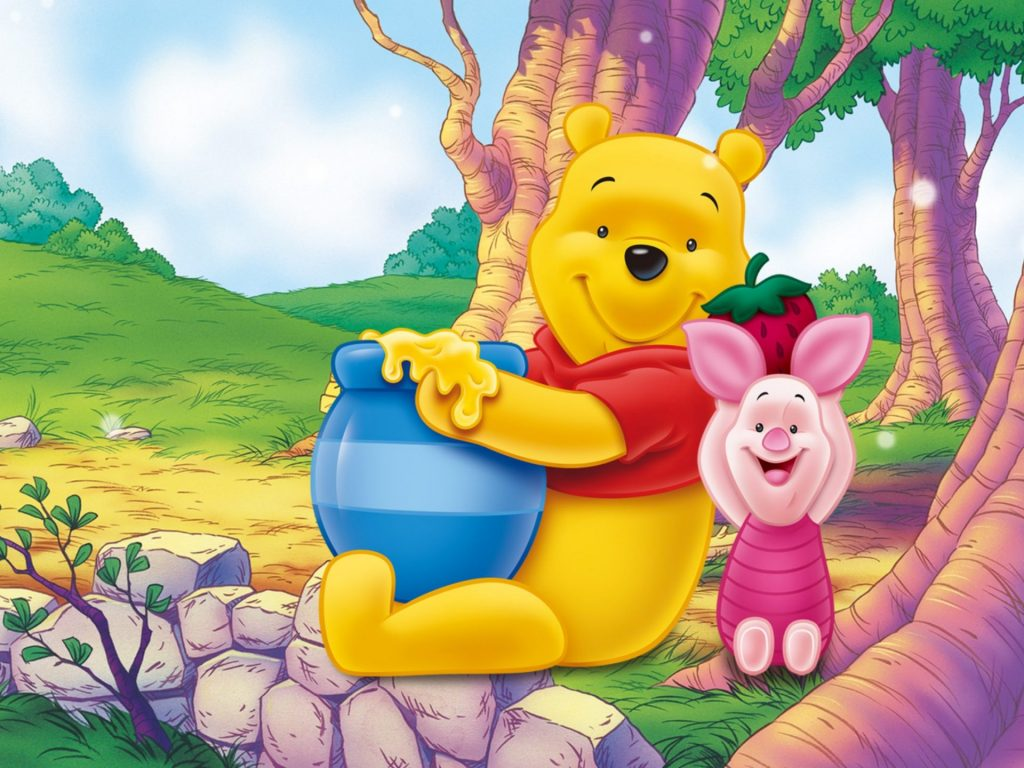Winnie-the-Pooh-and-Piglet-Disney-cartoon-Honey-pot-HD-Desktop-Wallpaper-free-download-x-PIC-MCH0116768-1024x768 Disney Cartoon Hd Wallpapers Free 46+