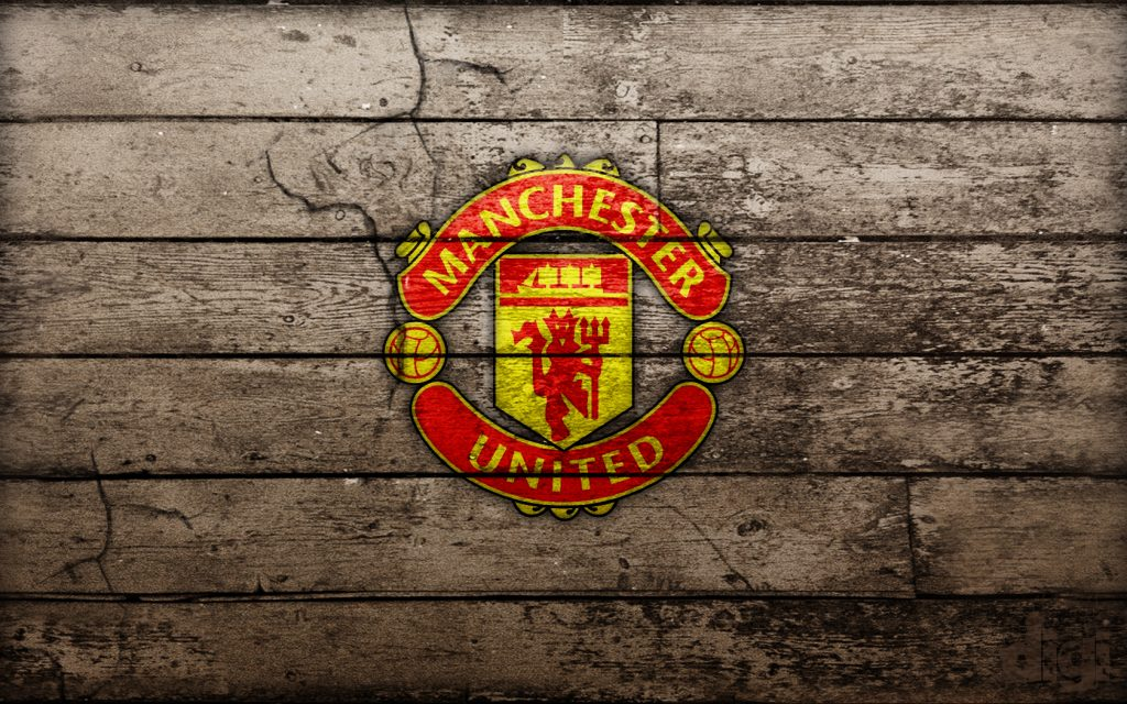 Wood-Manchester-United-Logo-Wallpaper-HD-PIC-MCH0117304-1024x640 Wallpapers Of Manchester United Football Club 25+