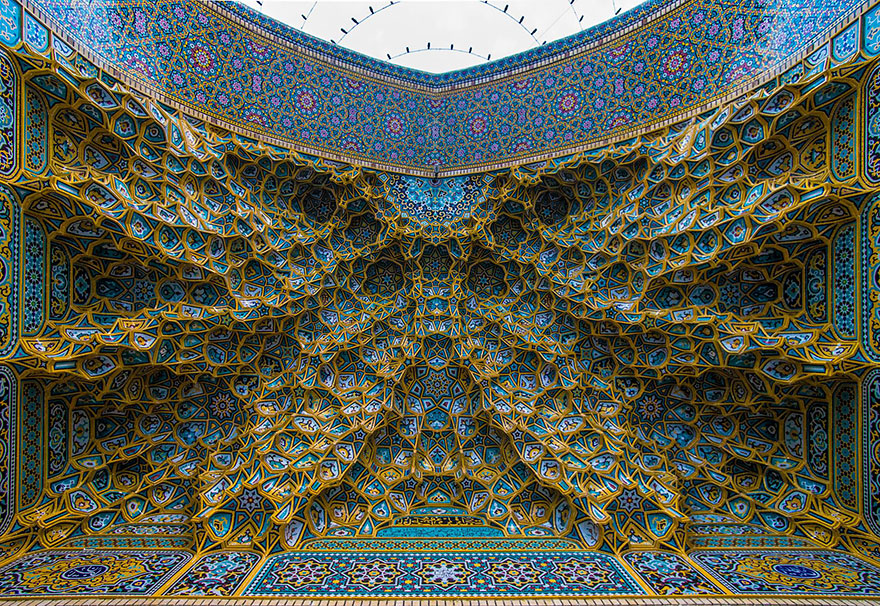 beautiful-mosque-ceiling-PIC-MCH045016 Dmt Art Wallpaper 10+