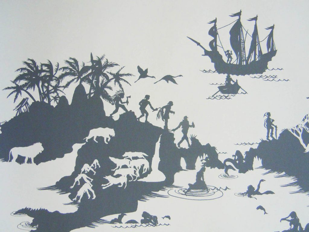 charcoal-on-pale-grey-detail-PIC-MCH012894-1024x768 Peter Pan Wallpaper Uk 7+