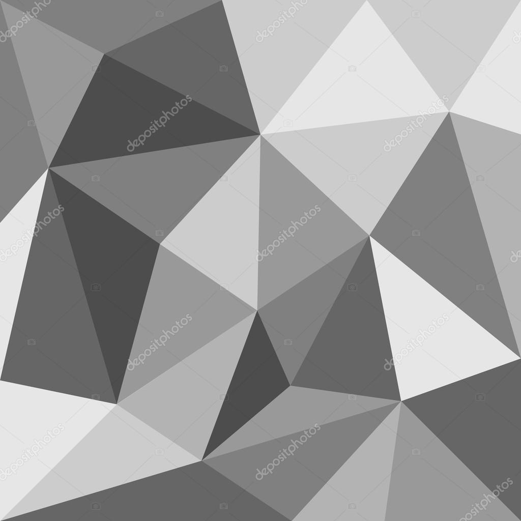 depositphotos-stock-illustration-grey-triangle-vector-background-or-PIC-MCH057772 Flat Gray Wallpaper 22+