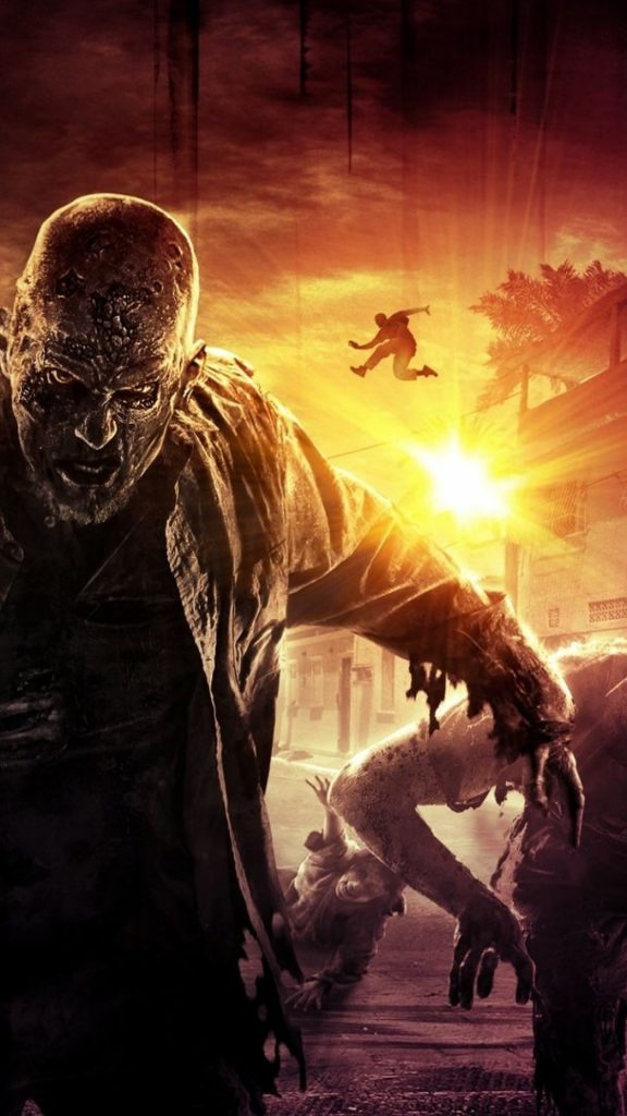 dying-light-zombies-sunset-PIC-MCH061347-576x1024 Zombie Wallpaper Iphone 6 21+