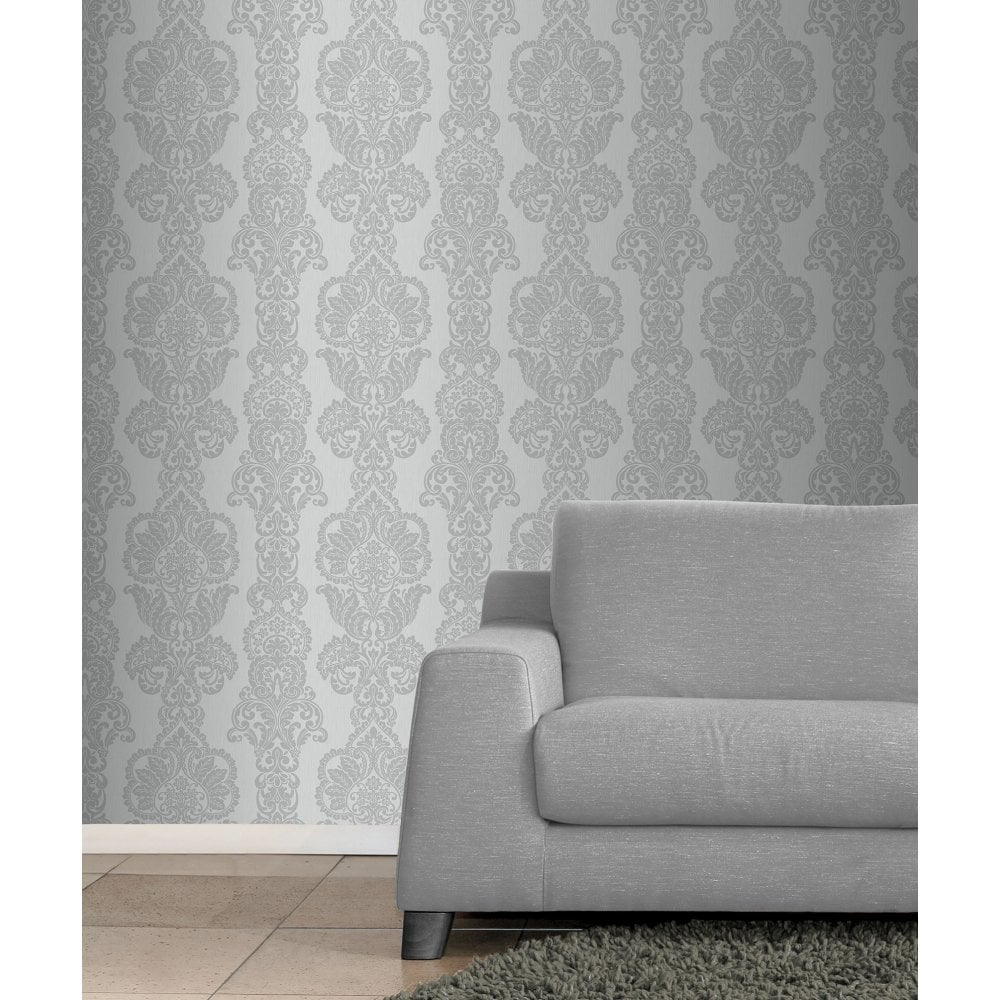 fine-decor-rochester-damask-textured-glitter-wallpaper-grey-silver-fd-p-image-PIC-MCH063909 Damask Wallpaper Silver 9+