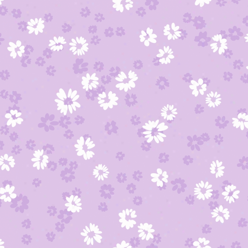 floral-toss-lilac-white-wallpaper-PIC-MCH064187 Purple And White Wallpaper Patterns 15+