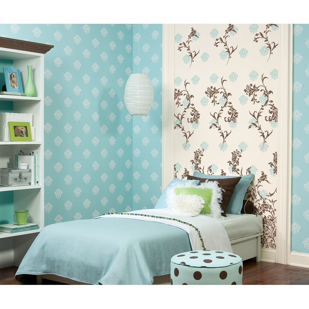jacobean-damask-wallpaper-PIC-MCH078254 Damask Wallpaper Bedroom 28+