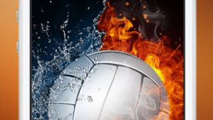 Volleyball Wallpapers For Iphone 6 12+