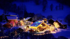 Christmas Lights Wallpaper Hd Widescreen 38+