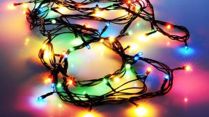 Christmas Lights Wallpaper For Android 24+