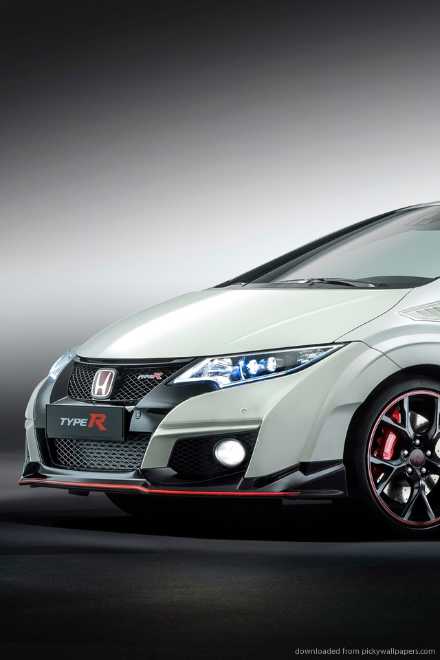 white-honda-civic-type-r-wallpaper-PIC-MCH09909 Honda Wallpapers For Iphone 40+