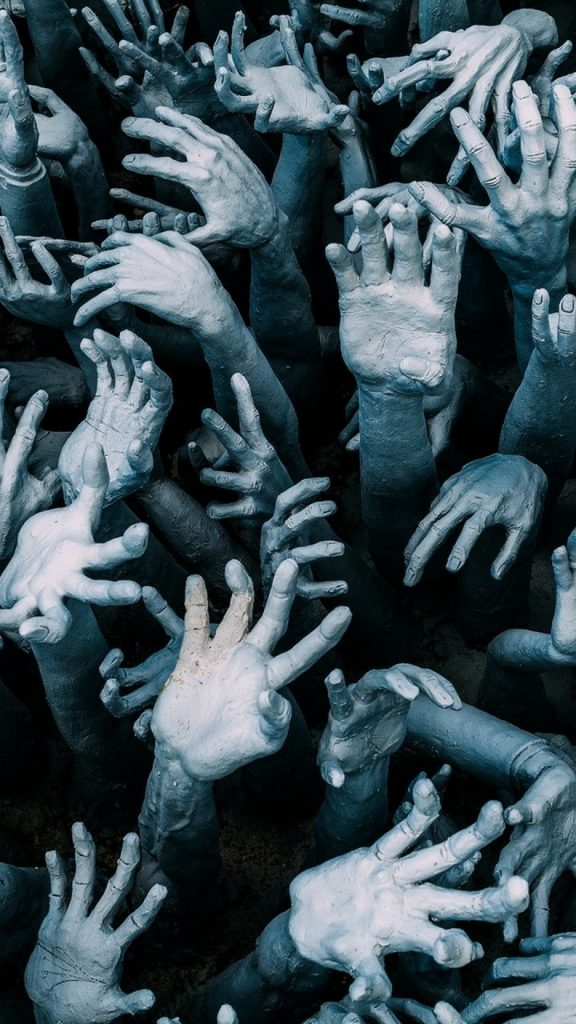 zombies-hands-horror-PIC-MCH0121467-576x1024 Zombie Wallpaper Iphone 6 21+