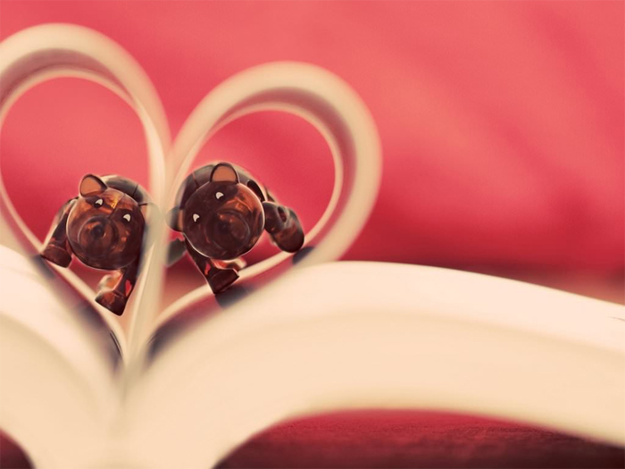 Book-Hippos-PIC-MCH049224 Love Point Wallpapers Flower Heart 23+