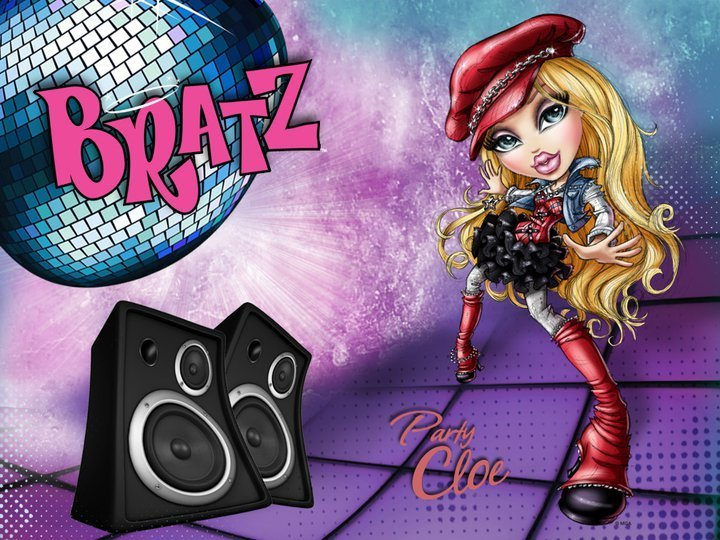 Cloe-Party-Wallpaper-cloe-from-bratz-PIC-MCH053206 Bratz Wallpaper Hd 20+