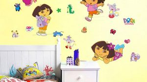Dora Wallpaper Bedroom 22+